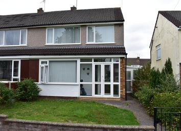Thumbnail 3 bed semi-detached house to rent in Crossman Avenue, Winterbourne, Bristol