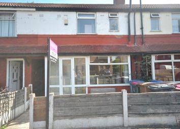 Thumbnail 3 bed terraced house to rent in Cromwell Grove, Salford Manchester