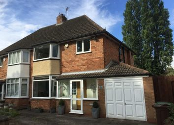 Thumbnail 3 bed semi-detached house for sale in Chestnut Drive, Birmingham