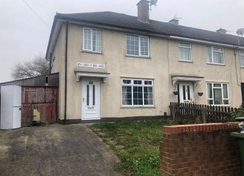 Thumbnail 3 bed terraced house for sale in Evesham Avenue, Grimsby