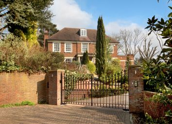 Thumbnail 7 bed detached house to rent in School Lane, Seer Green