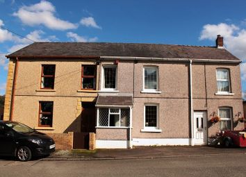 Thumbnail 3 bed terraced house for sale in Jolly Road, Garnant, Ammanford, Carmarthenshire.
