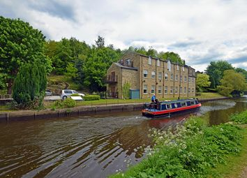 Thumbnail 3 bed flat for sale in Redacre Mill, Mytholmroyd, Hebden Bridge