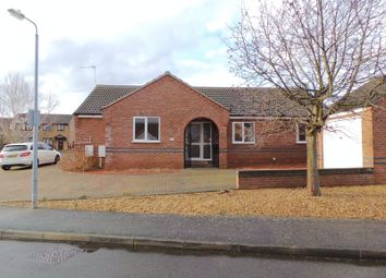 Thumbnail 3 bed bungalow to rent in Ipswich Gardens, Grantham