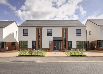 Thumbnail 2 bed semi-detached house for sale in Greenan Views, Bute Way, Doonfoot, Ayr