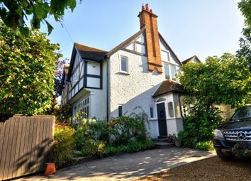 Thumbnail 3 bed semi-detached house to rent in Abbey Road, Bourne End