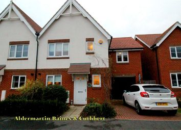 4 bed semi-detached house for sale in Offord Grove, Leavesden, Watford, Hertfordshire WD25