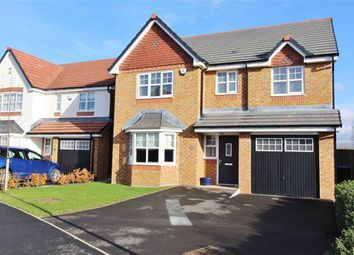 Thumbnail 4 bed detached house for sale in Lapwing Close, Claughton-On-Brock, Preston