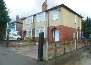 Thumbnail 3 bedroom semi-detached house to rent in Brandlesholme Road, Bury