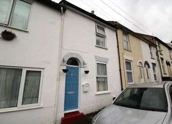 2 bed terraced house for sale in Cromwell Terrace, Chatham ME4