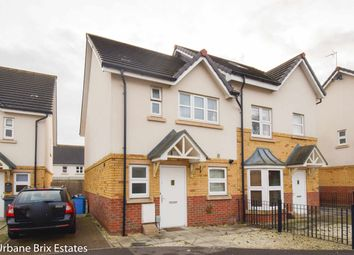 Thumbnail 3 bed semi-detached house for sale in Isleworth Close, Hull