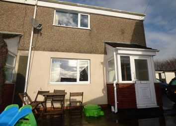 Thumbnail 2 bed end terrace house to rent in Drake Road, Newton Abbot
