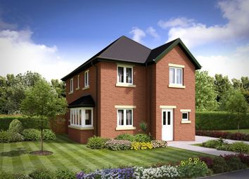 Thumbnail 3 bed detached house for sale in The Ascot -Plot 41, Barrow-In-Furness, Cumbria