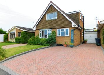 Thumbnail 3 bed detached house for sale in Field Crescent, Derrington, Stafford