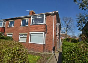 Thumbnail 2 bedroom flat to rent in Mortimer Avenue, North Shields