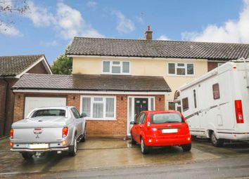 Thumbnail 5 bed semi-detached house for sale in Langham Crescent, Billericay