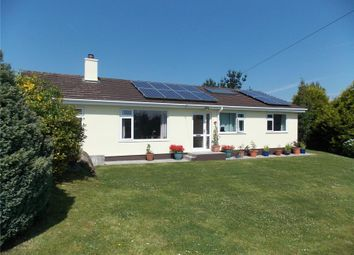 Thumbnail 3 bed detached bungalow for sale in Penhalurick, Redruth