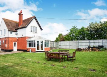 Thumbnail 3 bed detached house for sale in Challow Station, Faringdon