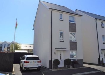 Thumbnail 4 bed detached house for sale in Tonnant Road, Copper Quater, Swansea