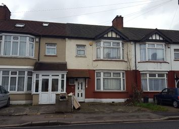 Thumbnail 3 bedroom terraced house to rent in Benton Road, Ilford