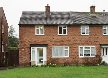 Thumbnail 3 bed semi-detached house for sale in Arlescote Road, Solihull