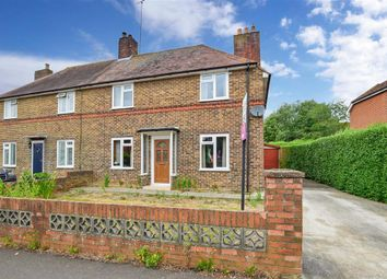 Thumbnail 3 bed semi-detached house for sale in Ford Road, Arundel, West Sussex