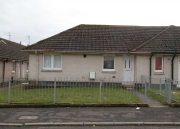 Thumbnail 1 bed bungalow to rent in Highcraig Avenue, Johnstone