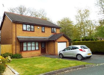 Thumbnail 4 bed detached house to rent in Kensington Close, Heritage Gardens, Bersham