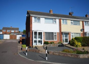 Thumbnail 3 bed semi-detached house to rent in Wentworth Gardens, Exeter