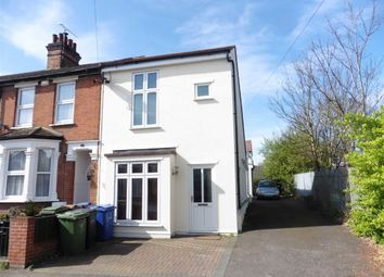 Thumbnail 2 bedroom end terrace house for sale in Cromwell Road, Grays