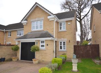 Thumbnail 3 bed detached house for sale in Paget Close, Camberley, Surrey
