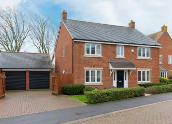 Thumbnail 3 bed detached house to rent in Alexander Close, Kidlington