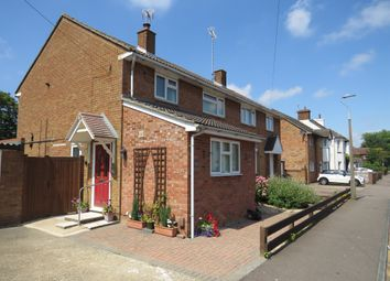 Thumbnail 3 bed semi-detached house for sale in Southsea Road, Stevenage