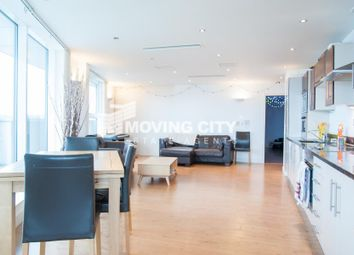 Thumbnail 3 bed flat for sale in The Mast, 2 Albert Basin Way