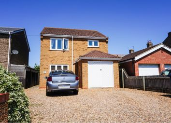 Thumbnail 3 bed detached house for sale in Snoots Road, Peterborough