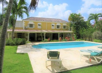 Thumbnail 4 bed villa for sale in 124, West Ridge Road, Sandy Lane, Barbados