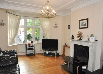 Thumbnail 4 bed flat to rent in Hamilton Crescent, Palmers Green, London