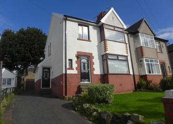Thumbnail 3 bed semi-detached house for sale in Hauxwell Drive, Yeadon, Leeds