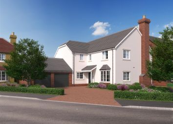 Thumbnail 5 bedroom detached house for sale in School House Mews, High Street, Silsoe, Bedford