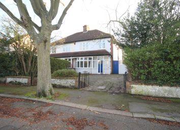 Thumbnail 4 bed semi-detached house for sale in Heathdene Road, Wallington
