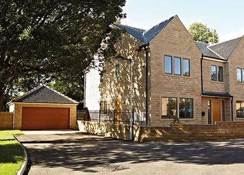 Thumbnail 6 bed detached house to rent in Dore Lodge Gardens, Dore, Sheffield