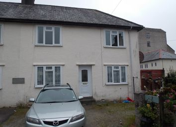Thumbnail 1 bed semi-detached house to rent in Trenance Place, St Austell, Cornwall
