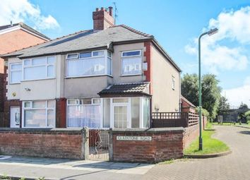Thumbnail 3 bed semi-detached house for sale in Gladstone Road, Litherland, Liverpool, Merseyside