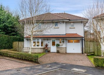 Thumbnail 4 bed property for sale in 24 Manderston Meadow, Newton Mearns