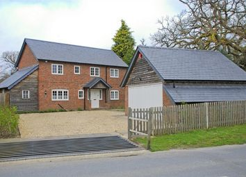 Thumbnail 3 bed detached house for sale in Rhinefield Road, Brockenhurst