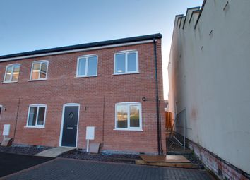 Thumbnail 1 bed town house for sale in Hall Croft, Shepshed, Loughborough
