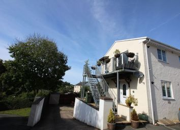Thumbnail 2 bed flat to rent in Victoria Street, Combe Martin, Ilfracombe