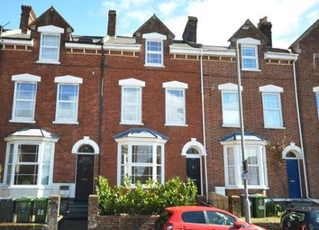 Thumbnail 4 bedroom terraced house for sale in Old Tiverton Road, Exeter