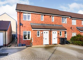 Thumbnail 2 bed end terrace house for sale in Malone Avenue, Swindon