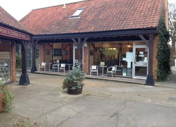 Thumbnail Restaurant/cafe for sale in 7-8 Chapel Yard, Holt
